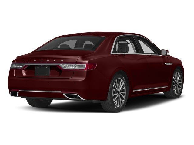 2017 Lincoln Continental Reserve St Albans Wv Dunbar